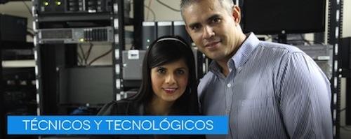 Oferta Educativa SENA Tecnologias